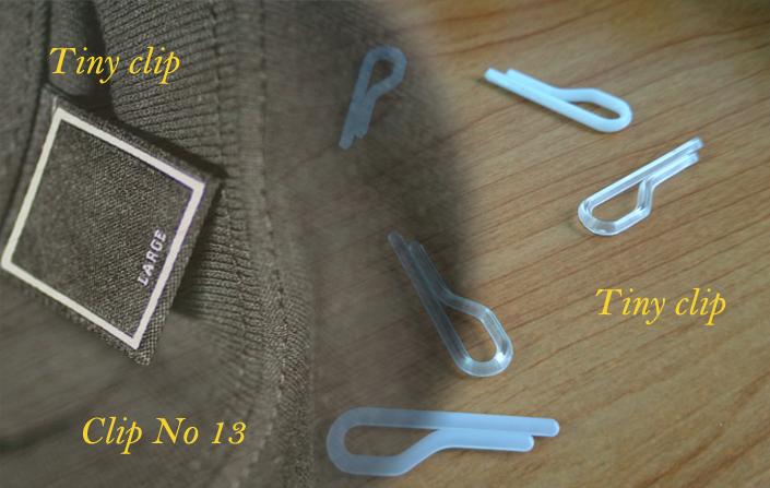 Kẹp nhựa số 13 – kẹp nhựa quần áo