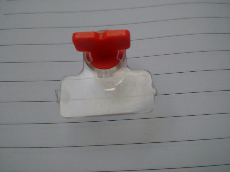 Cung cấp Seal van nhựa – niêm phong bồn dầu, xe bồn