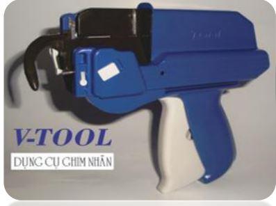 Súng bắn mác (mạc)/ tag (dụng cụ ghim nhãn, dụng cụ gắn mác…)