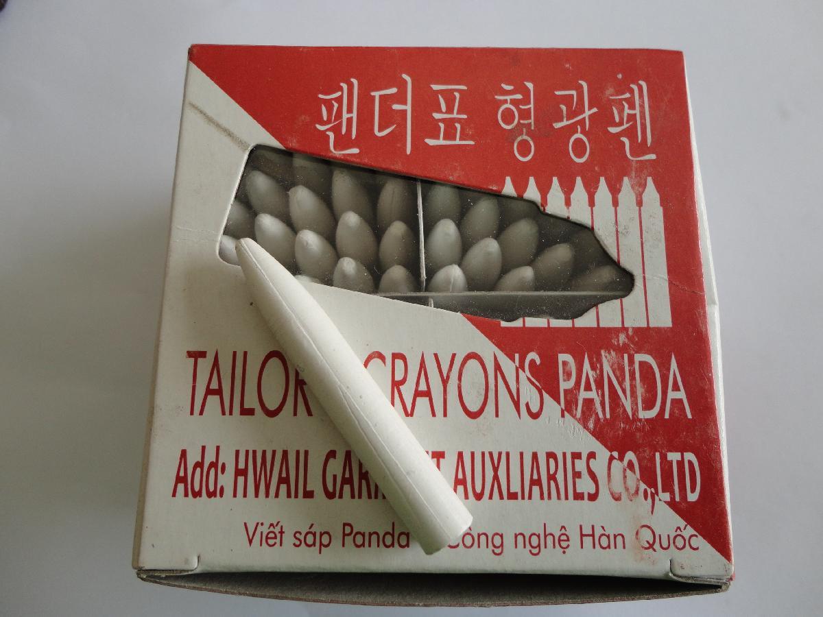 Viết sáp hộp con Gấu (PANDA)